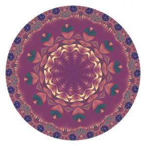 fractal-mandala